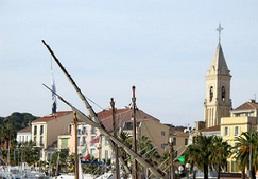 Eglise Saint Nazaie de Sanary-sur-mer