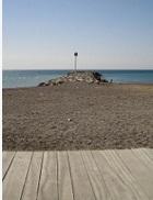 Les plages de Sanary sur mer