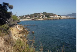 Où pecher à Sanary sur mer