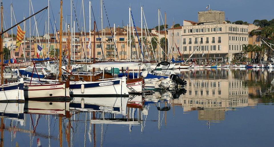 Hôtel 4 étoiles en bord de Mer à Sanary-sur-Mer