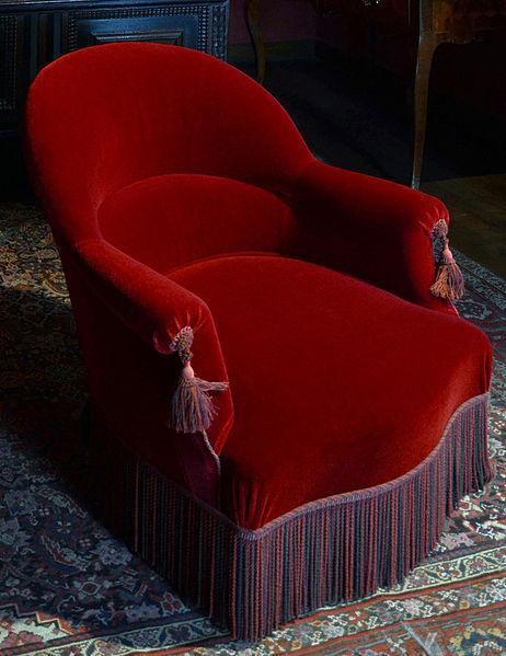 Les différentes tailles de petit fauteuil crapaud
