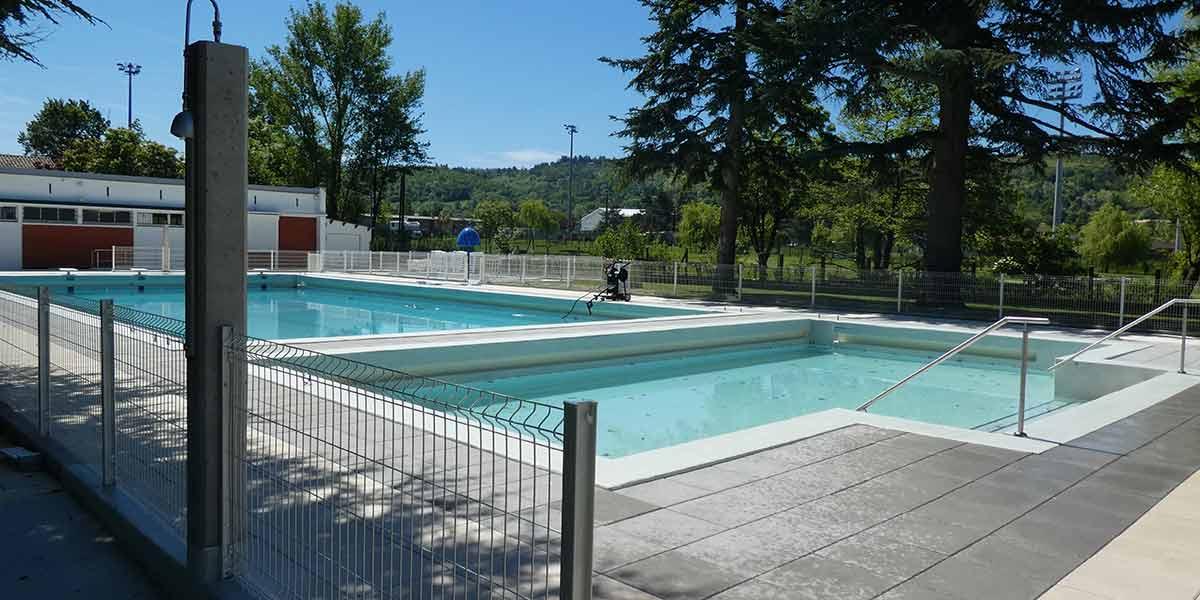 La piscine municipale de Sanary s'offre une seconde jeunesse !