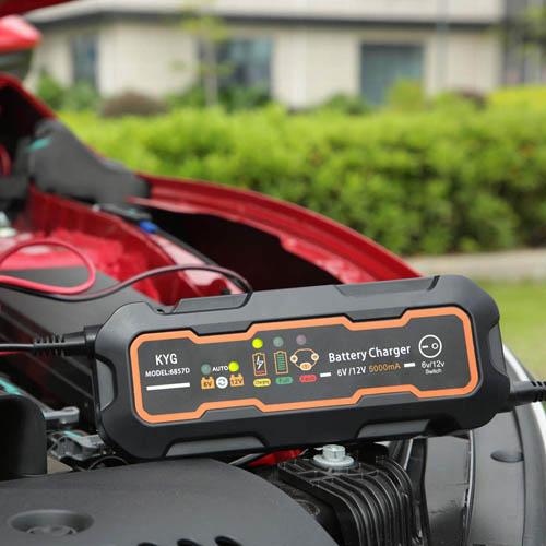 Tout ce qu'il faut savoir sur le chargeur de batterie d'une voiture